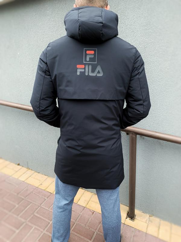 Мужская парка, куртка, пуховик - Фото 3