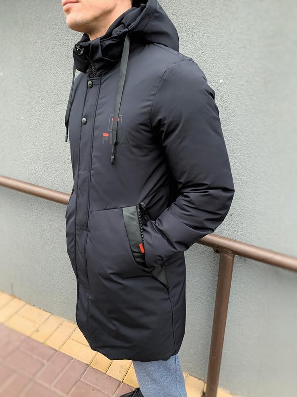 Мужская парка, куртка, пуховик - Фото 4