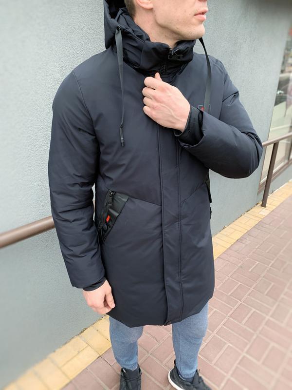Мужская парка, куртка, пуховик - Фото 6
