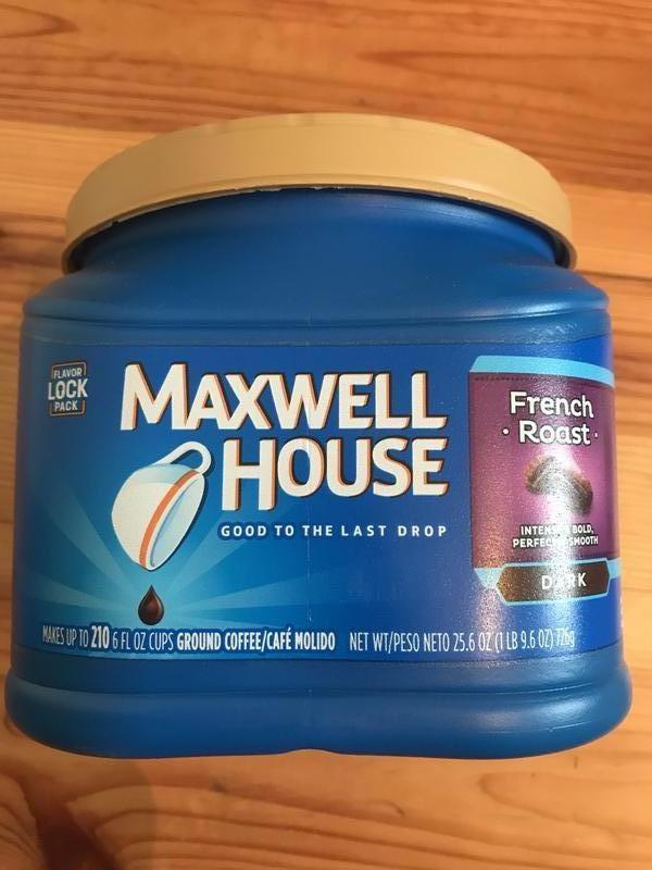 Кофе США Maxwell House молотый 726 грам