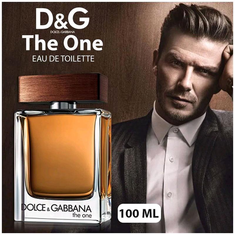 Dolce & Gabbana The One For Men 100 ml. -Туалетная вода - Мужской