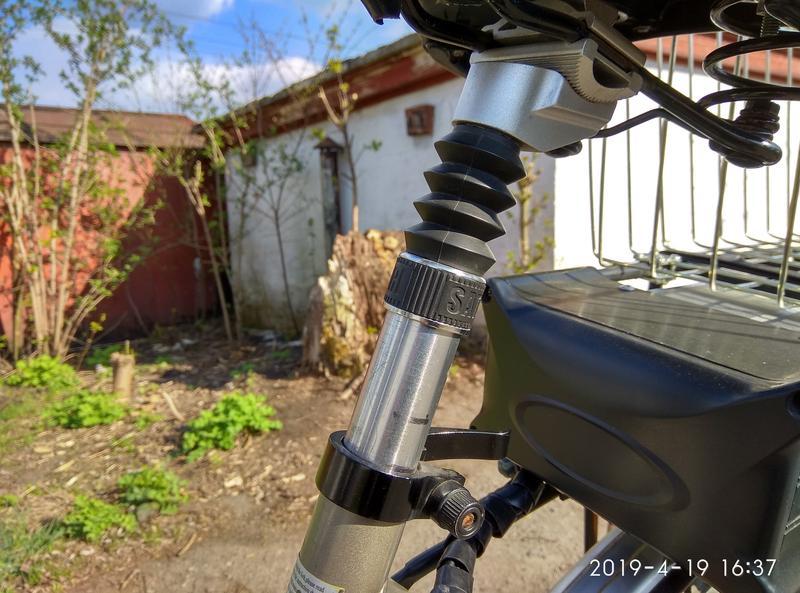 """Электровелосипед Prophete City Star 28"""" - Фото 5"""