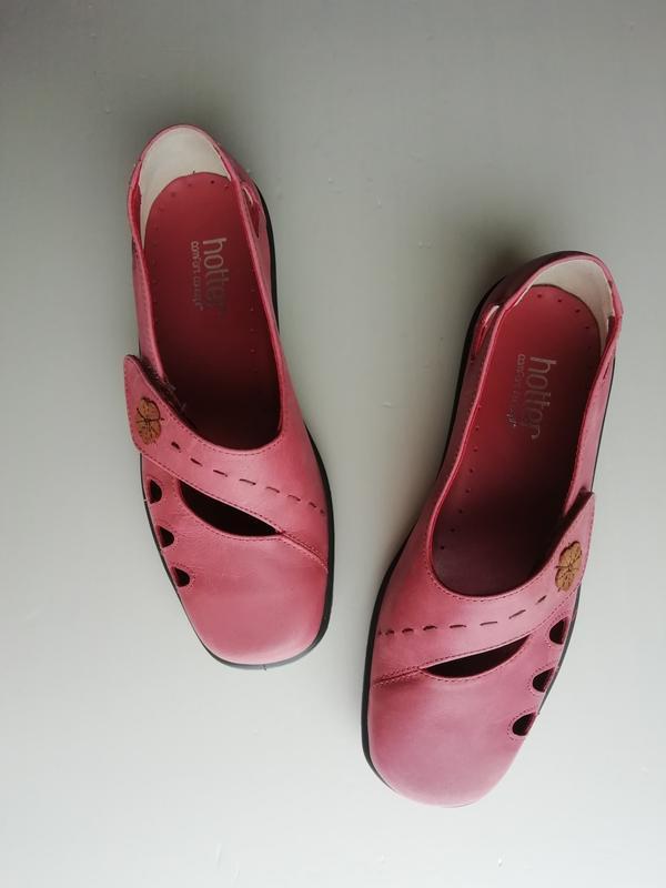 """Красота и комфорт для ваших ног! туфли из натуральной кожи """"ро... - Фото 2"""