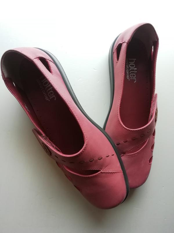 """Красота и комфорт для ваших ног! туфли из натуральной кожи """"ро... - Фото 3"""