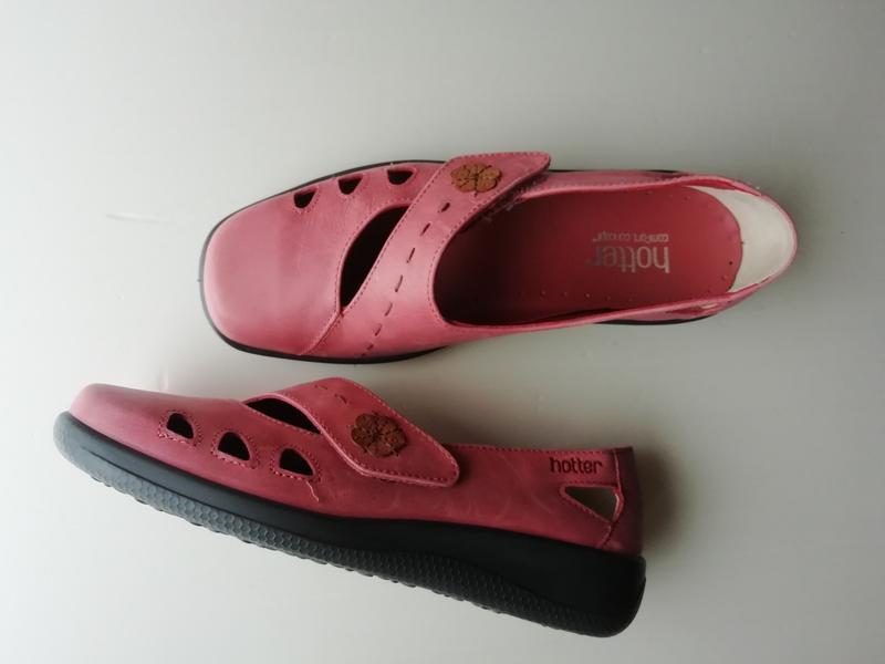 """Красота и комфорт для ваших ног! туфли из натуральной кожи """"ро... - Фото 4"""