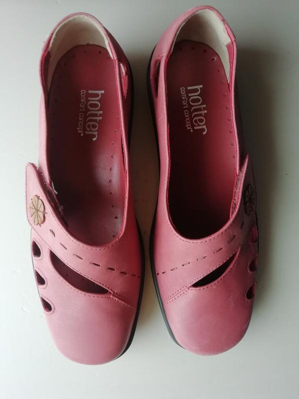 """Красота и комфорт для ваших ног! туфли из натуральной кожи """"ро... - Фото 8"""