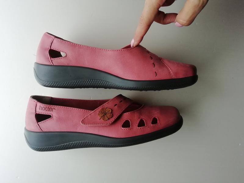 """Красота и комфорт для ваших ног! туфли из натуральной кожи """"ро... - Фото 9"""