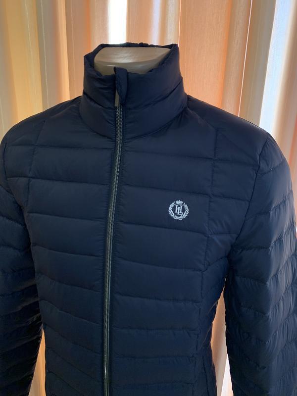 Шикарная куртка пуховик микропуховик henri lloyd - Фото 2