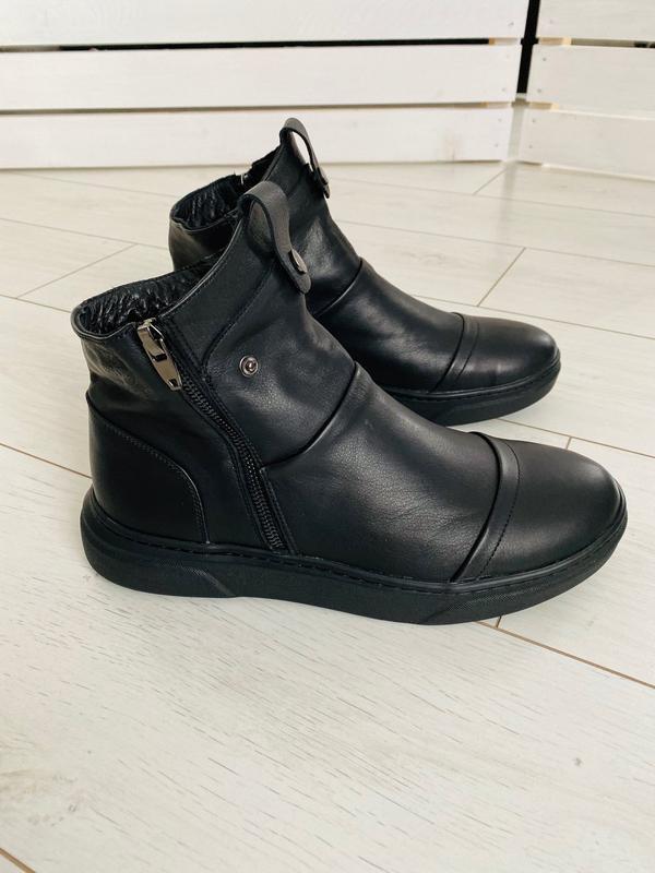Мужские ботинки - Фото 4