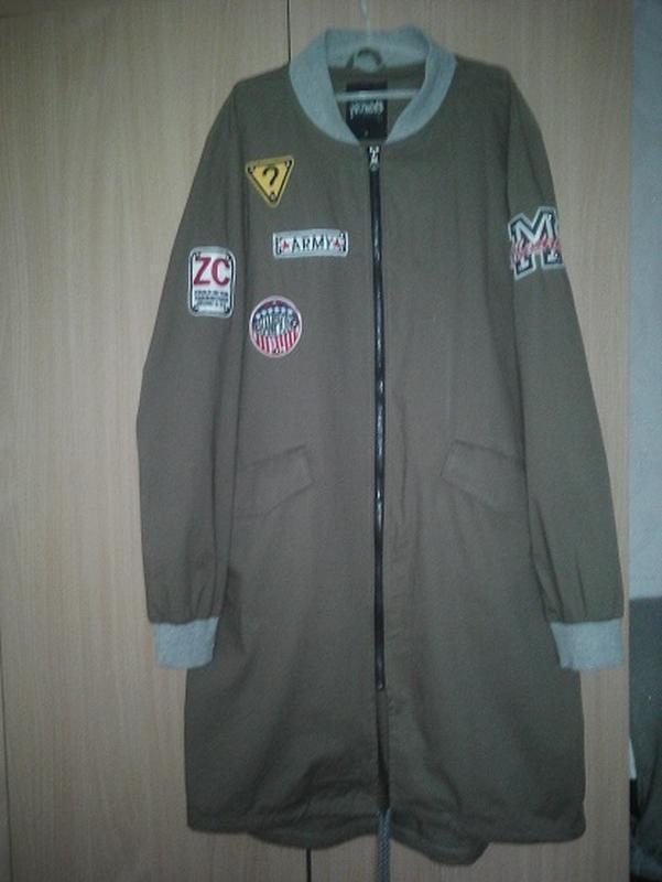 Парка/ накидка/ плащ/ куртка/ бомпер bts с нашивками