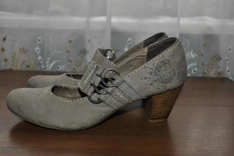 Качественные кожаные туфли 40рр - Фото 3