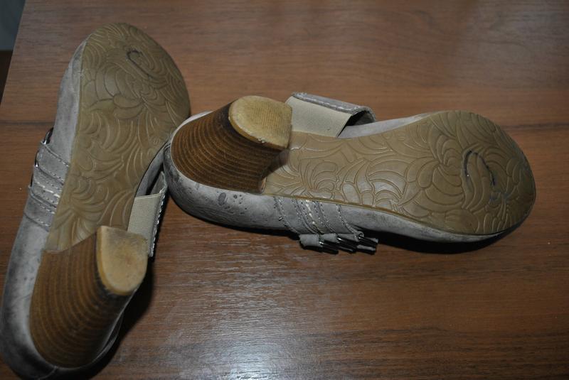 Качественные кожаные туфли 40рр - Фото 5