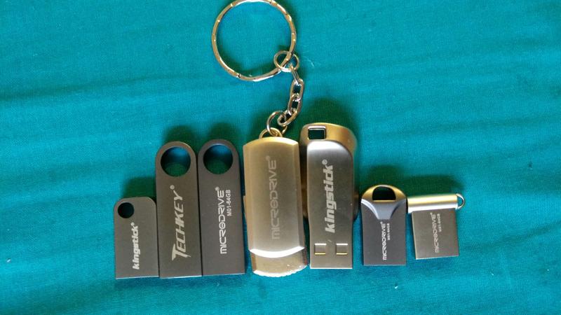 USB флешки 64 gb, металл