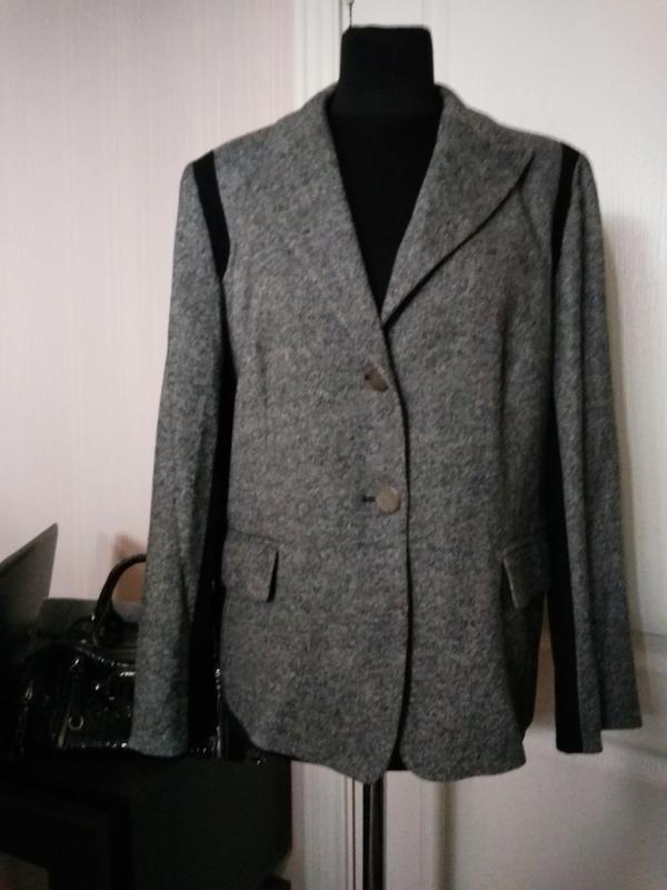 Max mara marella полушерстяной пиджак