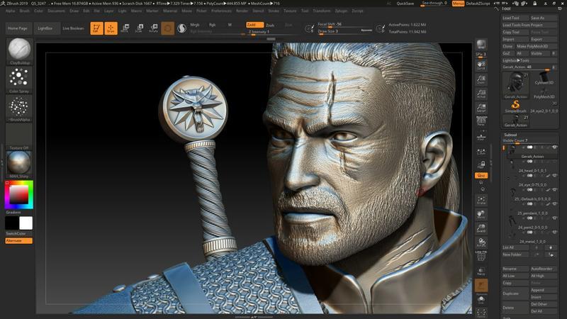 3D моделирование разной сложности