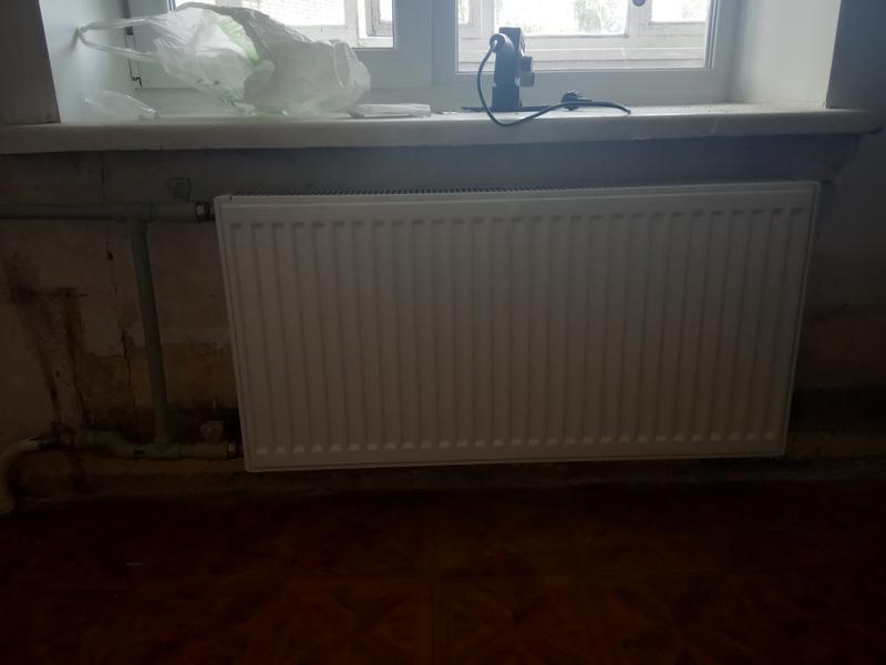 Замена радиаторов Отопления в квартирах.