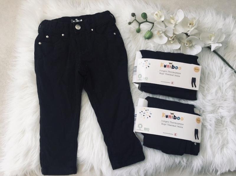 Новые штаны для мальчика 86/92, черные штаны, брюки, джинсы на...