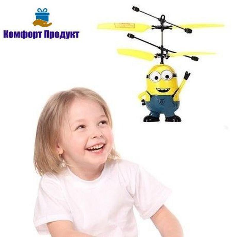 Интерактивная игрушка Летающий Миньон