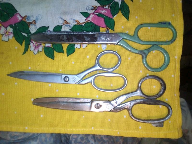 Продам ножницы