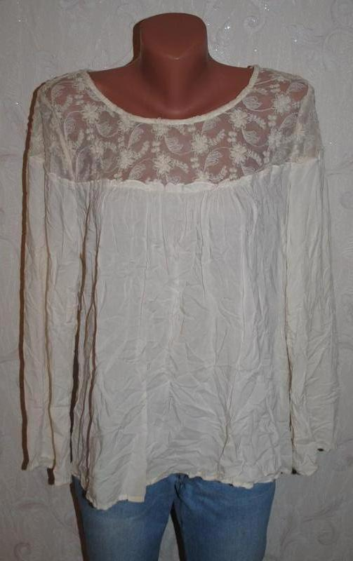 "Блуза с вышивкой ""hinge"""