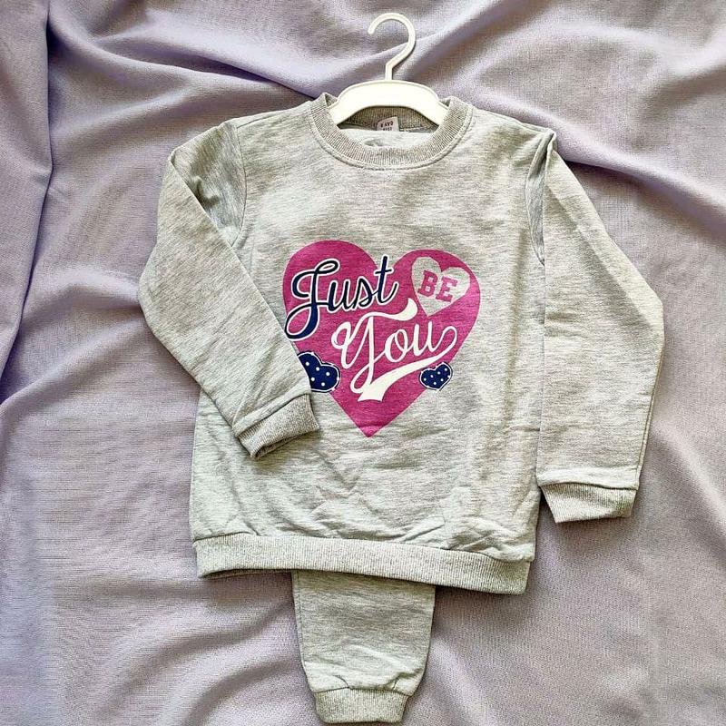 Пижама на девочку 6-8 лет