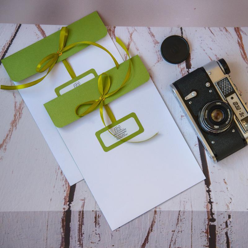 Конверты для фотографий - Фото 5