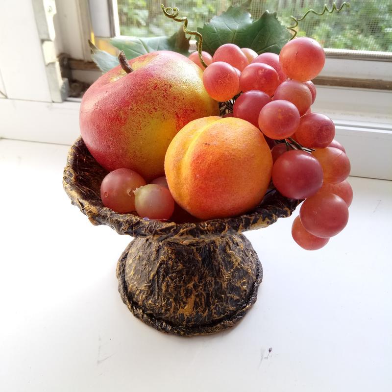 Интерьерная композиция, ваза(фрукты) - Фото 9