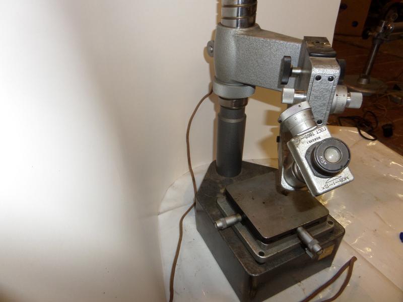 Микроскоп инструментальный МИС-11 - Фото 2