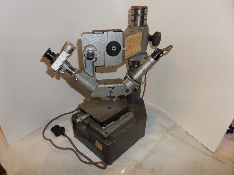 Микроскоп инструментальный МИС-11 - Фото 4