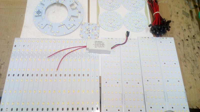Лед драйвер , LED driver 260-300 mA , 30-90 V , 8-25 W - Фото 4