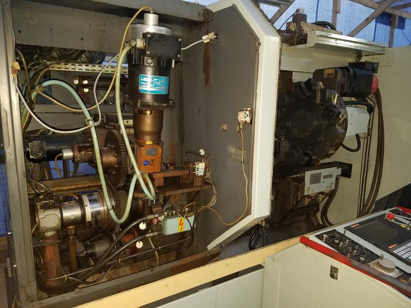 Токарный автомат станок Ernault-toyoda с чпу Cnc-d ( на русском ) - Фото 8