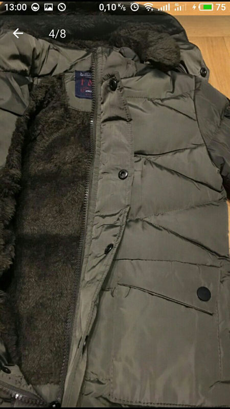Куртка на мальчиков Венгрия евро зима, размеры 4-12 лет