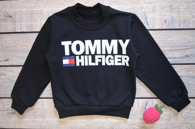 "✅ теплый джемпер ""tommy hilfiger""  томми хилфигep"