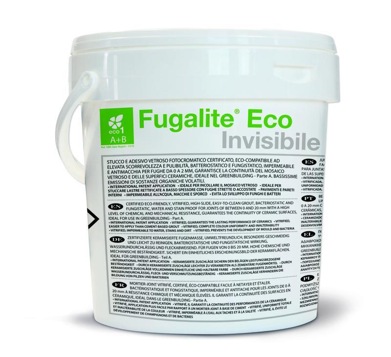 Затирка Kerakoll Fugalite Eco invisible 3 кг