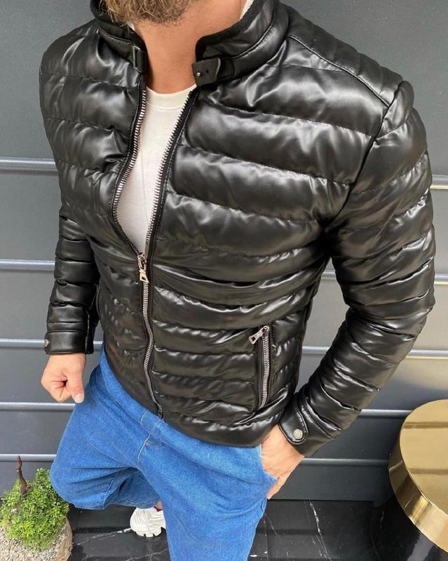 Топовая мужская куртка - Фото 2