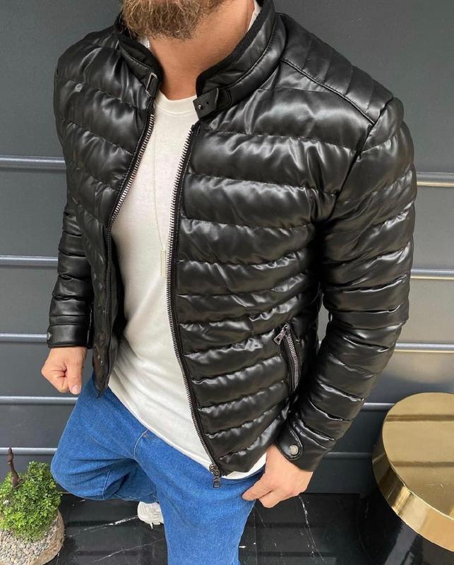 Топовая мужская куртка - Фото 3