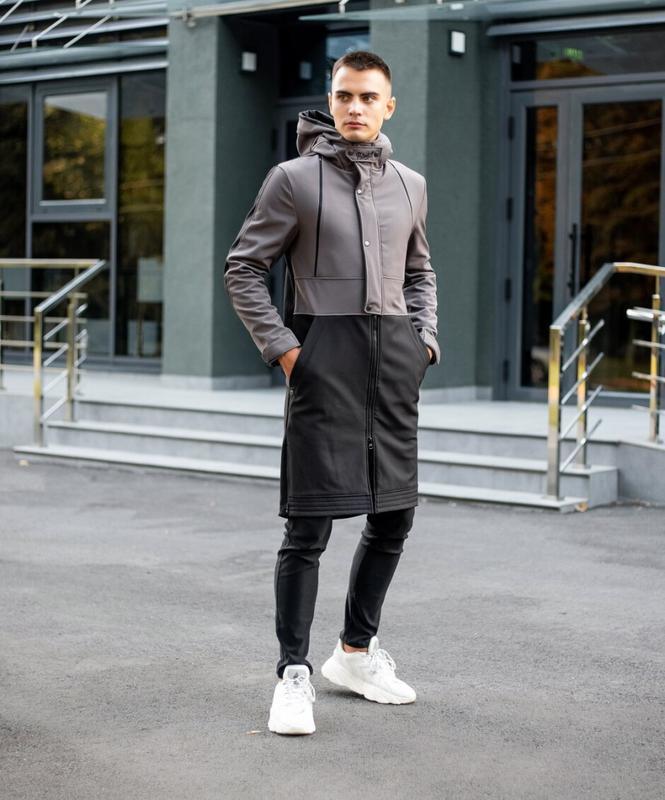 Пальто. куртка мужская. - Фото 4