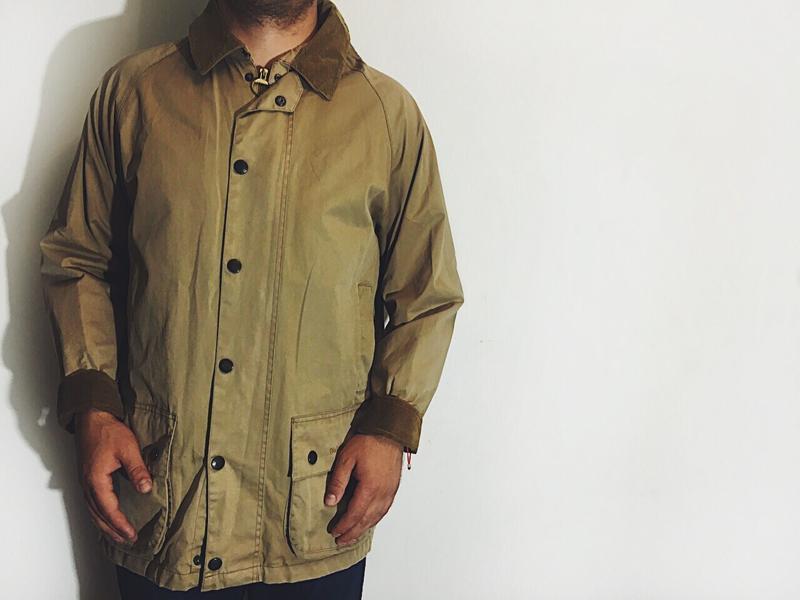 Мужская куртка barbour