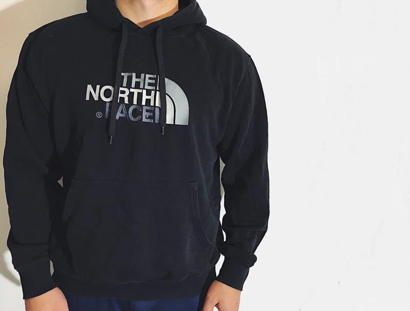 Мужское худи the north face