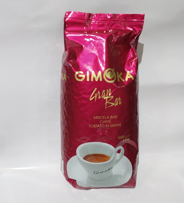 Кофе в зернах Италия 1кг GIMOKA