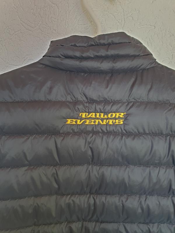 Куртка пуховик tailor events - Фото 6