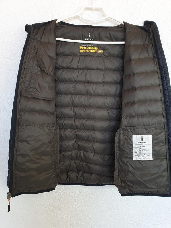 Куртка пуховик tailor events - Фото 7