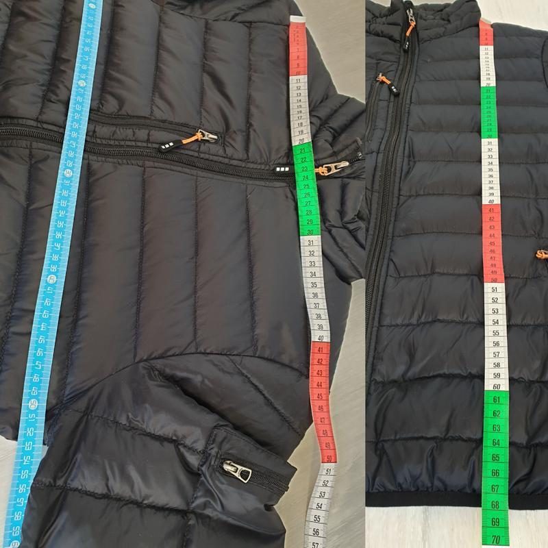 Куртка пуховик tailor events - Фото 9