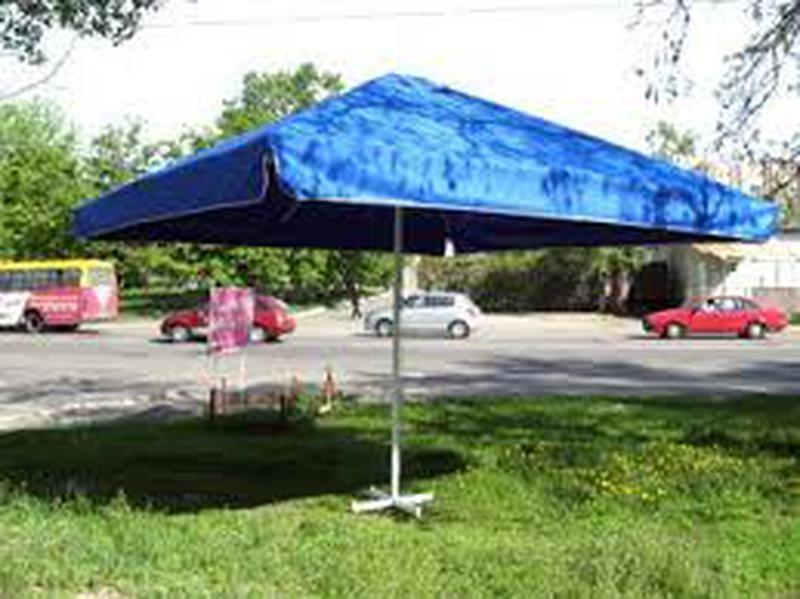 Зонты торговые для кафе