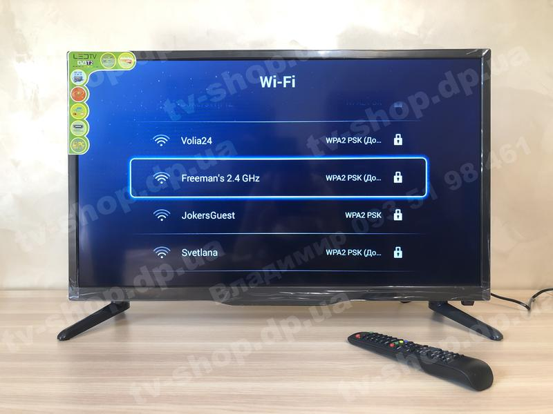 Телевизор Smart TV 32дм. /ДНЕПР/T2/LED/HDMI/Wi-Fi/Смарт Тв - Фото 7