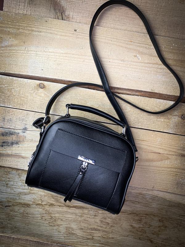 Новая красивая качественная женская сумка кроссбоди экокожа/ к...
