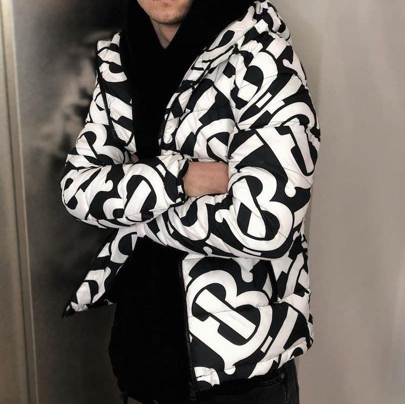 Топовый мужской весенний пуховик куртка - Фото 2