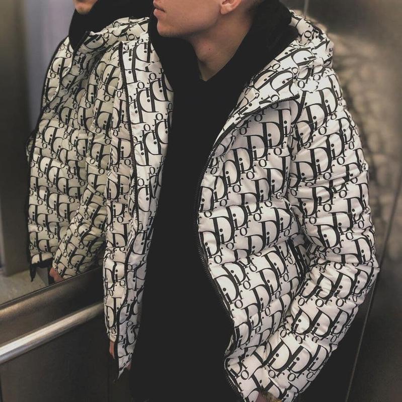 Топовый мужской весенний пуховик куртка - Фото 3