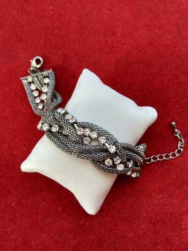 Стильный винтажный браслет