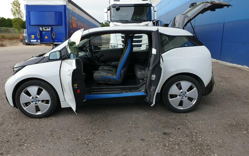 BMW i3 60 Ah 2016 разборка, б/у запчасти